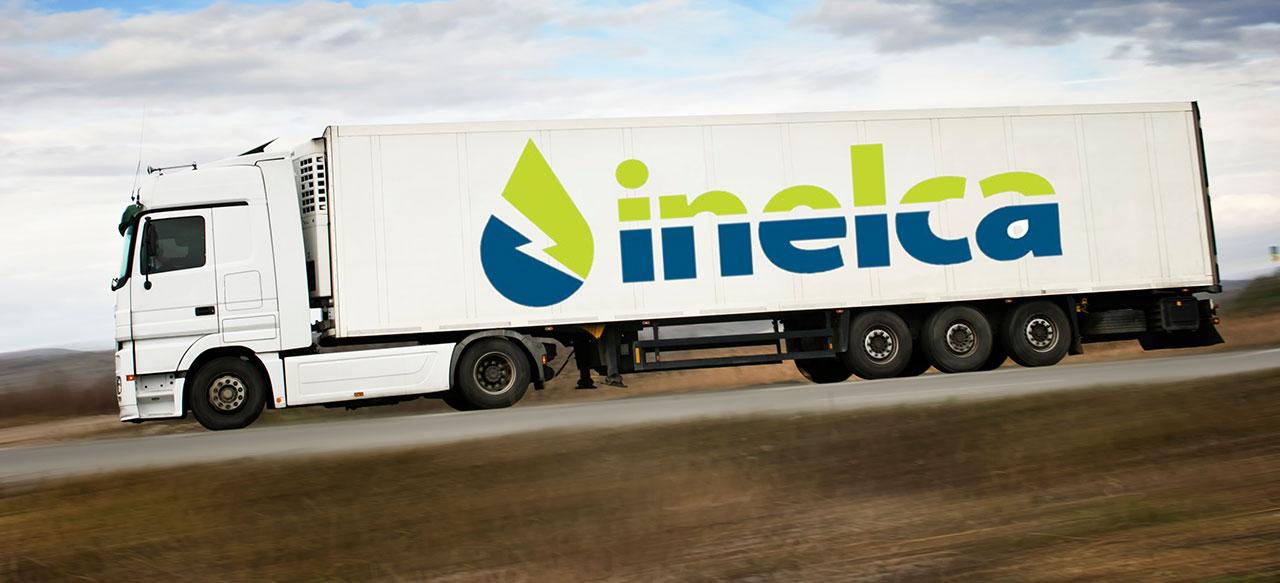 Imagen transporte Inelca