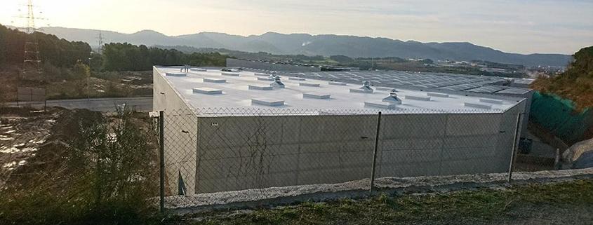 INELCA imagen nueva planta producción